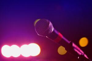 microfoon songfestival